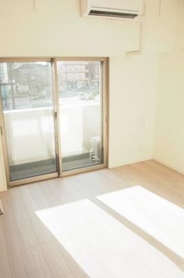 【居間・リビング】スカイコート渋谷神山町