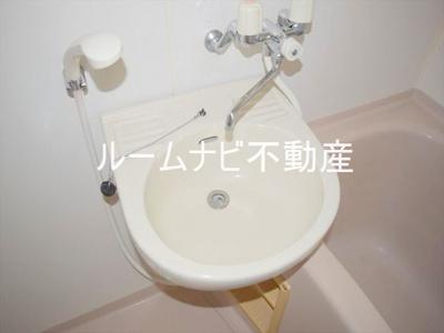【洗面所】ハイム・チェリー
