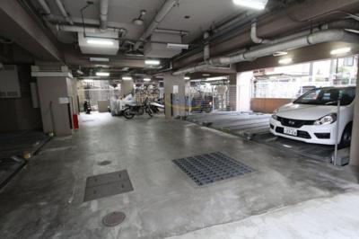 【駐車場】エステムコート新大阪Ⅲステーションプラザ