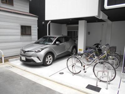 【駐車場】エヌエムスワサントドゥイースト