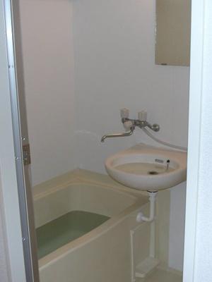 【浴室】スカイコート板橋第5