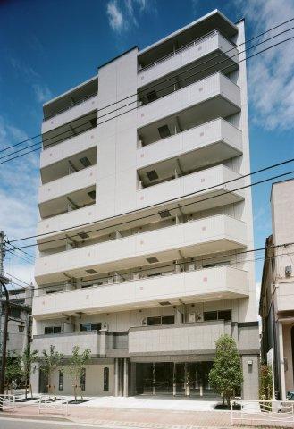 【外観】東陽町レジデンス壱番館