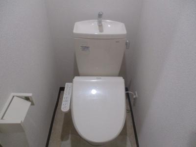 【トイレ】ナニワⅡ番館