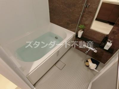 【浴室】ザ・パークハビオ堂島