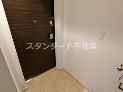 【玄関】ザ・パークハビオ堂島