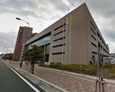 福山市立大学まで290m
