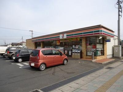 セブンイレブン水呑南新田店まで400m