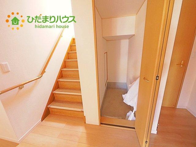 【トイレ】筑西市幸町2丁目 中古戸建