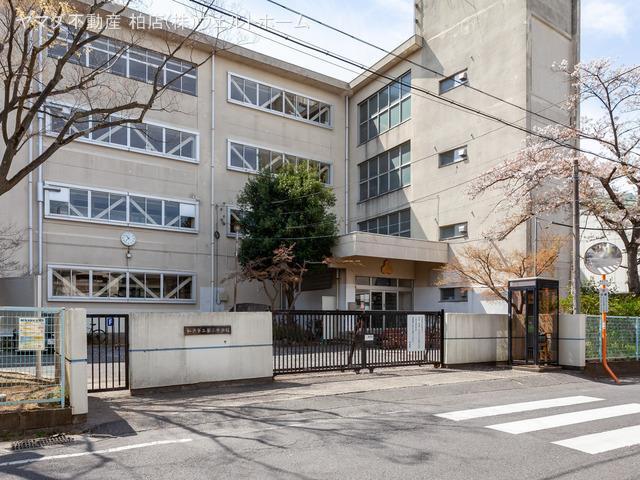 松戸市立第三中学校