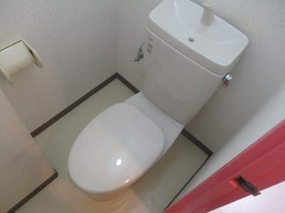 【トイレ】ファニーハースト