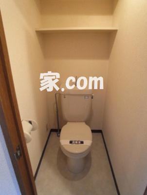【トイレ】フェニックス新高円寺