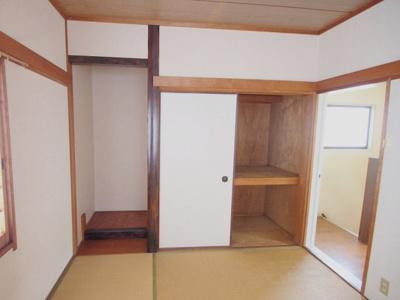 【収納】川内上田住宅