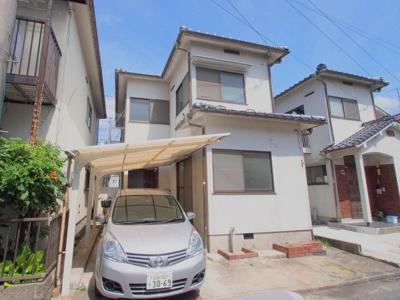 【外観】川内上田住宅