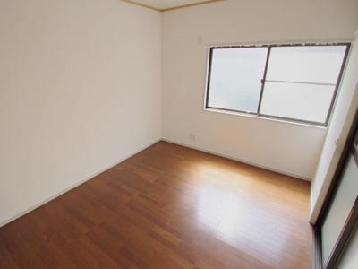 【寝室】川内上田住宅