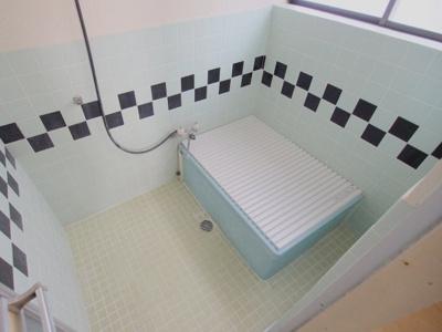 【浴室】川内上田住宅