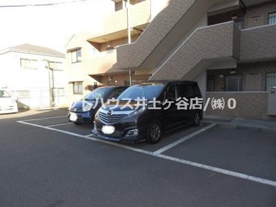 【駐車場】りぶいん永田台