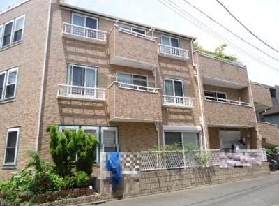 京浜急行線「大森町」駅より徒歩9分のアパートです