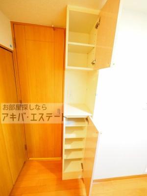 【収納】メインステージ日本橋小伝馬町