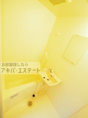 【浴室】メインステージ日本橋小伝馬町