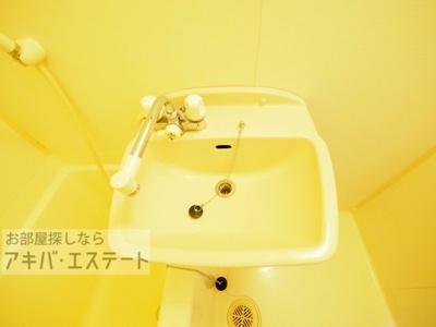 【洗面所】メインステージ日本橋小伝馬町