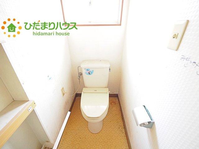 【トイレ】筑西市幸町3丁目 中古戸建
