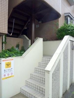 【エントランス】パークハウス・マツガオカ