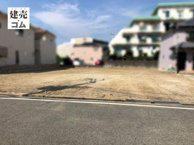 明石市野々上3丁目第3 新築一戸建て 2021/8/2現地撮影
