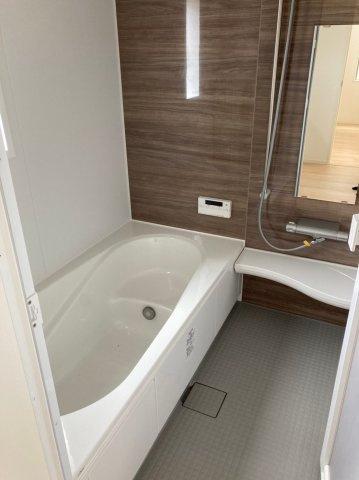 【浴室】クレイドルガーデン南区長住第6 4LDK