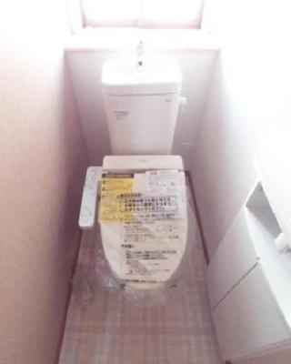 【トイレ】東成区大今里1丁目 新築戸建