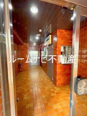 【エントランス】ライオンズマンション六義園