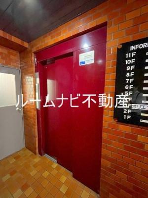 【その他共用部分】ライオンズマンション六義園