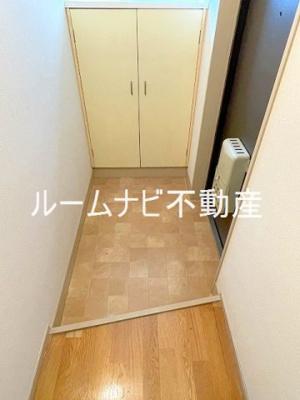 【玄関】ライオンズマンション六義園