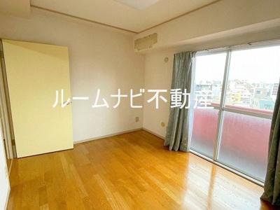 【寝室】ライオンズマンション六義園