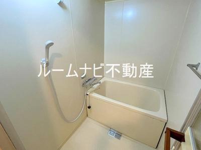【浴室】ライオンズマンション六義園