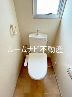 【トイレ】ライオンズマンション六義園