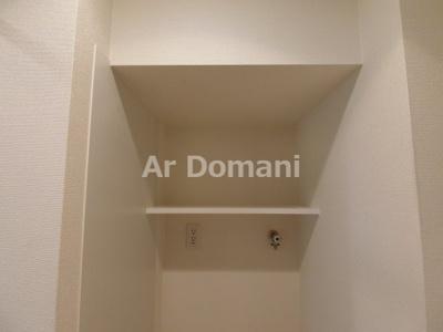 反転タイプのお部屋の写真です