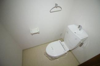 【トイレ】パレス東洋神戸6号館
