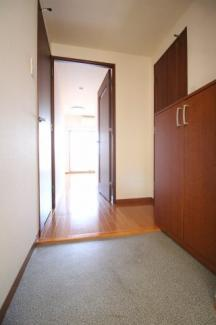 【玄関】パレス東洋神戸6号館