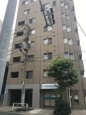 【外観】ピースフルコート菊川