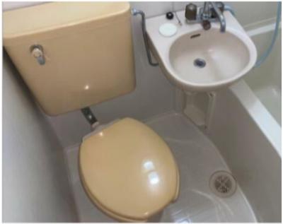 【トイレ】リヴェール相模大野