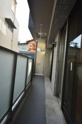 【バルコニー】前橋市表町 前橋駅 1階 1LDK