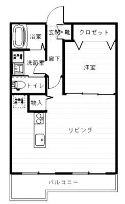 【セキュリティ】前橋市表町 前橋駅 1階 1LDK