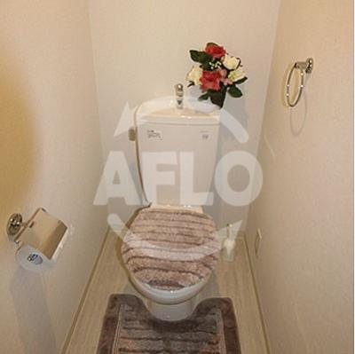 プレサンス中之島公園南 トイレ