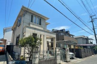 【前面道路含む現地写真】堺市西区浜寺諏訪森町西 戸建