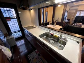【キッチン】堺市西区浜寺諏訪森町西 戸建