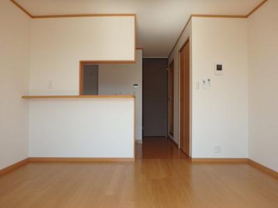 総社井手 グランパレK 1LDK 居間・リビング