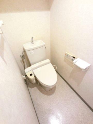 【トイレ】アプレ千葉センターコート