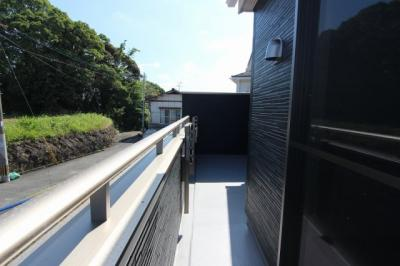 【バルコニー】[東折尾町)新築戸建