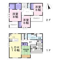 比企郡小川町角山 新築分譲住宅の画像