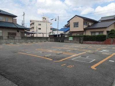 【外観】道後緑台駐車場